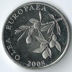 Монета > 20липа, 1994-2018 - Хърватия  - obverse