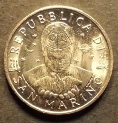 Moneda > 100liras, 1996 - San Marino  - obverse