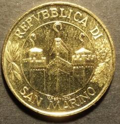 العملة > 200ليرة, 2001 - سان مارينو  - obverse