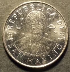 Монета > 100лір, 1999 - Сан-Марино  - obverse