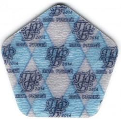 錢幣 > 5盧布, 2014 - 聶斯特河沿岸  - reverse