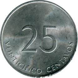 Moneta > 25centavos, 1988 - Kuba  (INTUR) - reverse