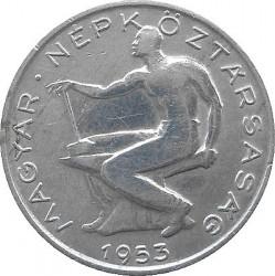 Münze > 50Filler, 1953-1966 - Ungarn  - obverse