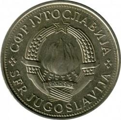 Münze > 5Dinar, 1979 - Jugoslawien  - obverse