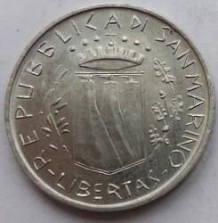 العملة > 1ليرة, 1981 - سان مارينو  (Peace) - obverse