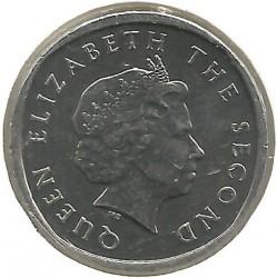 Νόμισμα > 2Σέντς, 2002-2011 - Ανατολική Καραϊβική  - obverse