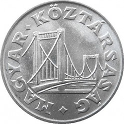 Moneda > 50fillér, 1990-1999 - Hungría  - obverse