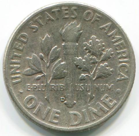 1 Dime 1946 1964 Usa Münzen Wert Ucoinnet