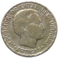 سکه > 50سنتسیمو, 1943 - اروگوئه  - obverse