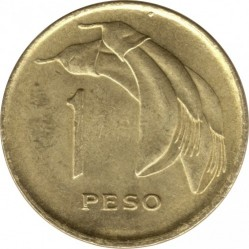 Νόμισμα > 1Πέσο, 1969 - Ουρουγουάη  - reverse
