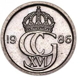 Münze > 10Öre, 1976-1991 - Schweden   - obverse