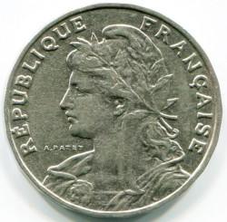Monedă > 25centime, 1904-1905 - Franța  - obverse