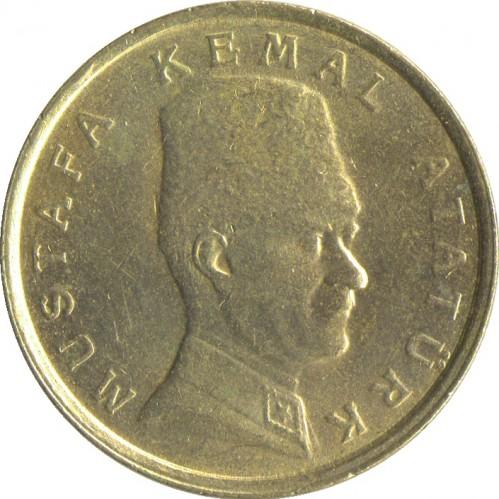 100000 Lira 1999 2000 Türkei Münzen Wert Ucoinnet