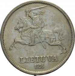 سکه > 10لیتاس, 1936 - لیتوانی  - obverse