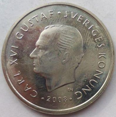 1 Krone 2001 2012 Schweden Münzen Wert Ucoinnet