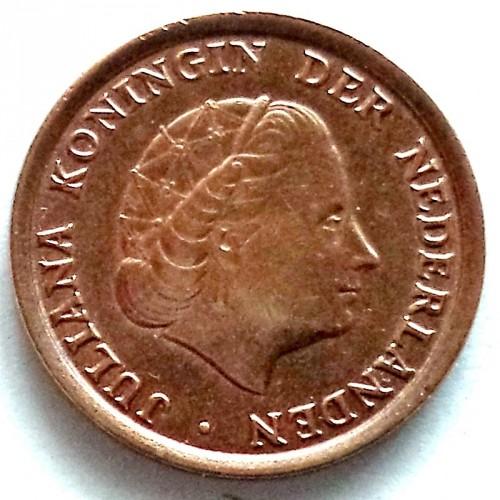 1 Cent 1974 Niederlande Münzen Wert Ucoinnet