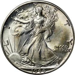 Moneta > ½dolara, 1916-1947 - USA  (Walking Liberty Half Dollar) - obverse