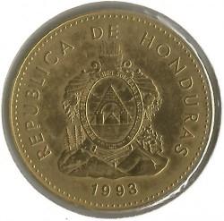 Кованица > 10центи, 1993-1994 - Хондурас  - obverse