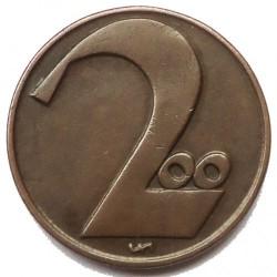Monedă > 200coroane, 1924 - Austria  - reverse