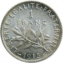 Moneta > 1frankas, 1898-1920 - Prancūzija  - reverse