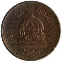 Монета > 1сентаво, 1988 - Гондурас  - reverse