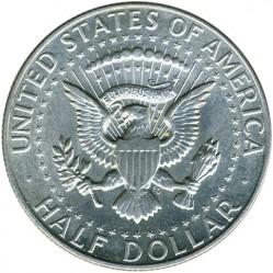 Монета > ½доллара, 1965-1970 - США  (Kennedy Half Dollar) - reverse