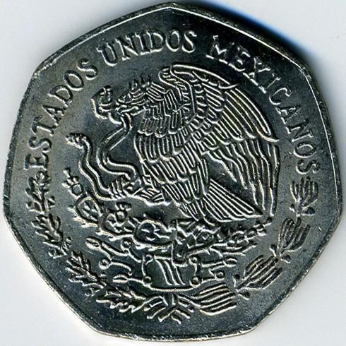 10 Pesos 1976 Mexico Coin Value