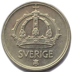 Մետաղադրամ > 50էրե, 1945 -  Շվեդիա  - obverse