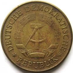 Moneda > 20peniques, 1969-1990 - Alemania - RDA  - obverse