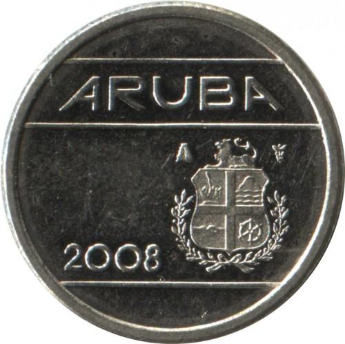 5 Cent 1986 2016 Aruba Münzen Wert Ucoinnet