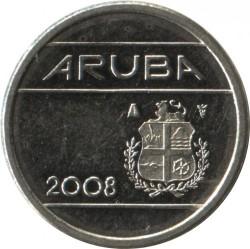 Monēta > 5centi, 1986-2018 - Aruba  - obverse