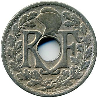 10 Centimes 1917 1938 Frankreich Münzen Wert Ucoinnet