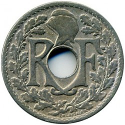 Coin > 10centimes, 1917-1938 - France  - reverse