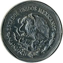 Moneda > 5pesos, 1980-1985 - México  - obverse
