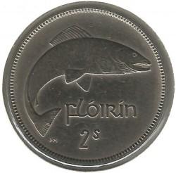 Pièce > 2shillings(florin), 1955 - Irlande  - reverse