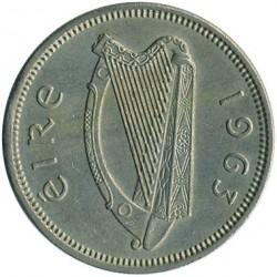Pièce > 1shilling, 1951-1968 - Irlande  - obverse