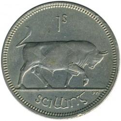 Pièce > 1shilling, 1951-1968 - Irlande  - reverse