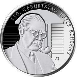 Moeda > 20euro, 2018 - Alemanha  (150th Anniversary - Birth of Peter Behrens) - reverse