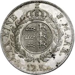 Кованица > 12крајцера, 1825 - Virtemberg  - reverse