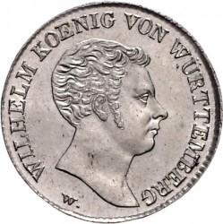 Кованица > 20крајцера, 1818 - Virtemberg  - obverse