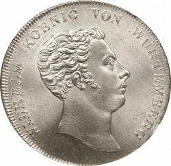 Кованица > 1thaler, 1818 - Virtemberg  (Kronen Thaler) - obverse