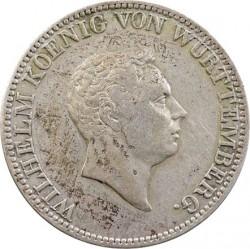 Moneta > 2guldena, 1824 - Wirtembergia  (Duża głowa) - obverse