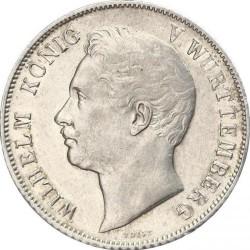 Кованица > 1гулден, 1838-1856 - Virtemberg  - obverse