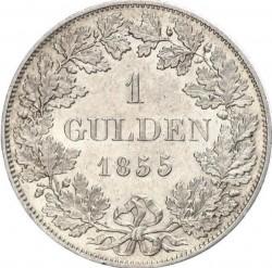 Кованица > 1гулден, 1838-1856 - Virtemberg  - reverse