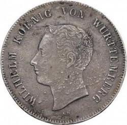 Кованица > 1гулден, 1837-1838 - Virtemberg  - obverse