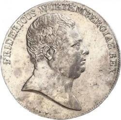 Кованица > 1thaler, 1812 - Virtemberg  - obverse