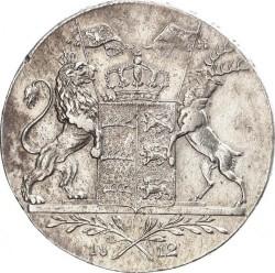 Кованица > 1thaler, 1812 - Virtemberg  - reverse