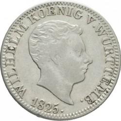 Кованица > 24kreuzer, 1824-1825 - Virtemberg  - obverse