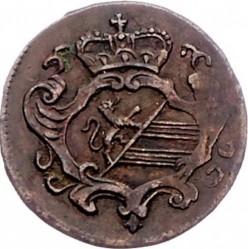 Moneda > ½soldo, 1791-1792 - Gorizia i Gradisca  - obverse