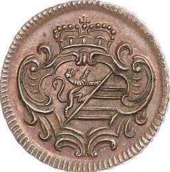 Monēta > 1soldo, 1760-1767 - Gorizia and Gradisca  - obverse